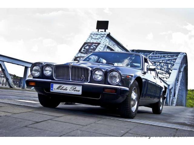 Stylowy Jaguar XJ6 - Kraków Chrzanów
