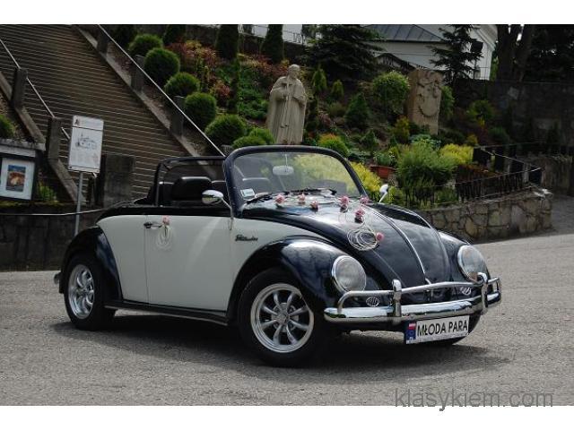Najpiękniejszy VW Garbus Kabrio