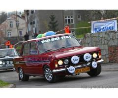 Fiat 125p Monte Carlo 1600