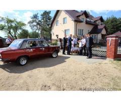 Fiatem 125p do ślubu !