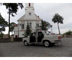 Fiat 125p. Białystok