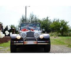 Auto do ślubu - Alfa Romeo Nestor Baron