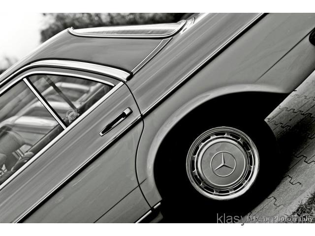 Mercedes W123