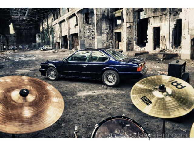 BMW E24 635 CSi niesamowite,stan wzorcowy.