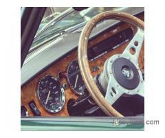 Piękny zabytkowy kabriolet Triumph Spitfire