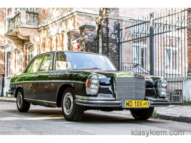 Mercedes Benz W108