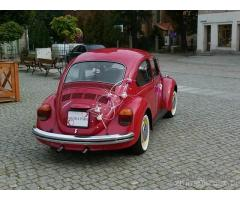 Volkswagen Garbus  auto do ślubu