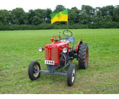"""Traktor Zetor 25 """"Dziadek"""" z 1948 roku"""