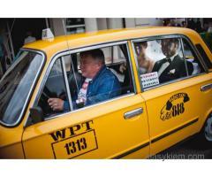Fiat 125p WPT 1313 do Ślubu i na imprezę