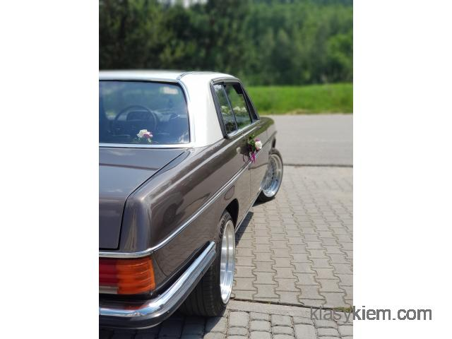 Mercedes w114 coupe  Mercedes w124 coupe