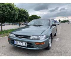 Toyota Corolla E10 1995r. 1.4 16V  88 KM